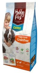 Hobbyfirst Canex Puppy-Junior Grainfree Eend - Hondenvoer - 12 kg