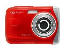 Easypix-W1024 Splash Unterwasserkamera (rot) - Easypix