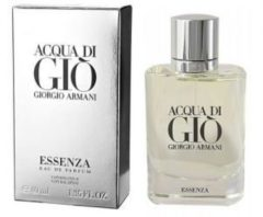 Armani acqua di gio pour homme essenza one shot eau de parfum 40 ML