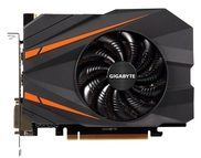 Gigabyte Technology Gigabyte GeForce GTX 1070 Mini ITX OC - Grafikkarten GV-N1070IXOC-8GD