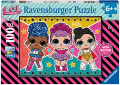 Ravensburger Spieleverlag Ravensburger puzzel L.O.L. Suprise - Legpuzzel - 100 stukjes