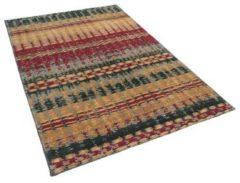 Beliani MARMARIS Vloerkleed Meerkleurig Polyester 160x230x1,2