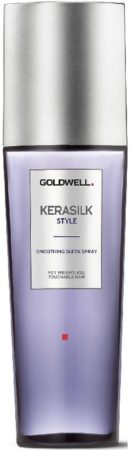 Afbeelding van GOLDWELL KERASILK STYLE SMOOTHING SLEEK SPRAY ALLE HAARTYPEN 75ML