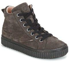 Grijze Hoge Sneakers Acebo's LONDON