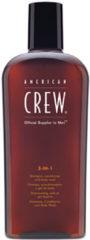 American Crew - Classic 3 in 1 - Shampoo, Conditioner and Body Wash