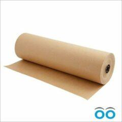 Bruine Kadoonline etiketten Kraft inpakpapier 40 cm