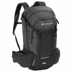Vaude - Ebracket 28 - Fietsrugzak maat 28 l, zwart/grijs
