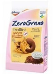Gdp Zerograno frollino pannacacao 300 grammi