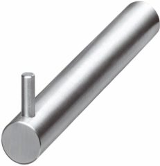Roestvrijstalen Intersteel Aqua - rolhouder enkel - RVS pin - 0035.762504