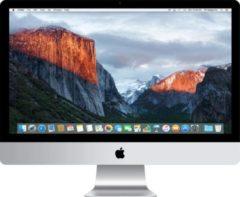 Zilveren Apple Refurbished Leapp Refurbished Apple iMac 21.5 inch - Quad Core i5 3 1 Ghz - 8GB - 1TB HDD - Als nieuw - 2 Jaar Garantie - Refurbished Keurmerk