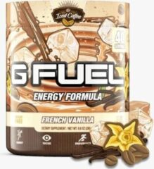 GFuel Energy Formula - French Vanilla Tub