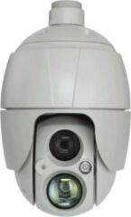 Blauwe Vista analoog bestuurbare vandaalbestendige dome, VP-HDA30-IR-PM