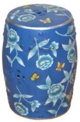 Beistelltisch Keramik Möbel-Direkt-Online blau