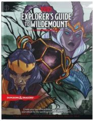 Dungeons and Dragons Dungeons & Dragons - Explorer's Guide to Wildemount (D&D) (WTCC7270)