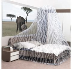 Unknown Klamboe XXL Zebra Design