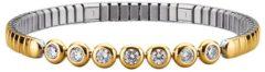 Goudkleurige Armband Magnetic Balance Multicolor