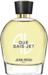 Jean Patou Que Sais-Je? eau de parfum 100ml eau de parfum