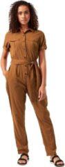 Oranje Craghoppers - UV Jumpsuit voor dames - NosiLife Rania - Donkergroen - maat L (42)