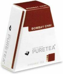 PureTea Pure Tea Bombai Chai Biologische Thee 2 x 18 stuks