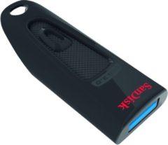 """SanDisk Cruzer® Ultraâ""""¢ USB-stick 128 GB USB 3.0 Zwart SDCZ48-128G-U46"""