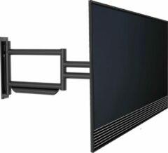Zwarte Cavus Muursteun + Adapter B&O Horizon