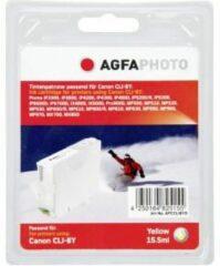 AgfaPhoto CLI-8 Y geel Met chip