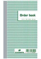 Exacompta Standaard zelfkopiërende order book 175 x 105 mm 50-3