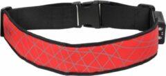 Nite Ize L.E.D. Sport Belt Reflecterende armband Rood