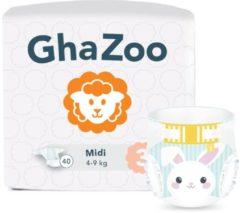 GhaZoo Luiers Midi - Maat 3-200 stuks Voordeelbox