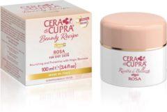 Cera Di Cupra Rosa – Pot – Verzorgende anti-age-crème, met natuurlijke ingrediënten zoals bijenwas. voor de droge/normale huid, ook geschikt voor mannen