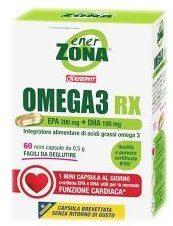 Enervit Enerzona Omega 3 RX Olio Di Pesce Integratore Alimentare 05 g