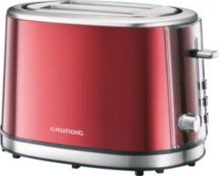 Toaster Grun Toaster TA 6330 Grundig Rot