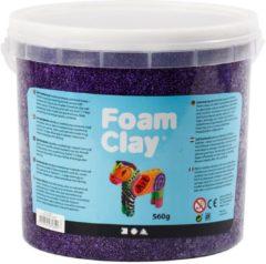 Foam Clay Foam Clay Donkerpaars 560 Gram