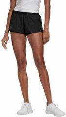 Zwarte Adidas Club Short Sportbroek Dames - Black - Maat L