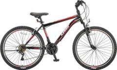 26 Zoll Herren Mountainbike 21 Gang Hoopfietsen... schwarz-rot