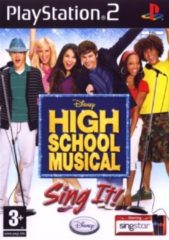 Disney High School Musical Sing It