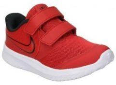 Rode Tennisschoenen Nike DEPORTIVAS AT1803-600 NIÑO ROJO
