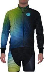 Blauwe Spinning® Inspire Heren Jacket XXXXL
