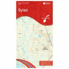 Nordeca - Wander-Outdoorkarte: Sylan 1/50 Auflage 2015