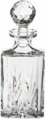 Transparante Royal Scot Crystal Highland whisky karaf