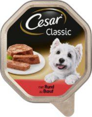 Cesar Classic Rund - Hond - Volledig natvoer - 14 x 150 gr