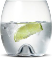 Transparante Salt&pepper Whiskyglazen 53 CL. Per set van 8 Polo