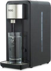 Zwarte MOA Heetwaterdispenser - Luxe Instant Waterkoker - KT2214A