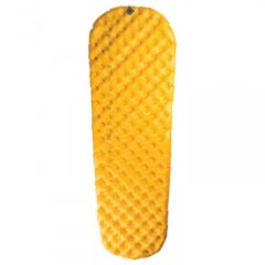 Gele Sea to Summit - Ultralight Mat - Isomat maat Small geel