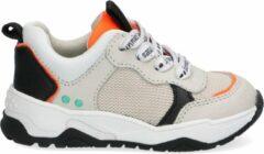 BunniesJR Bunnies Jr Jongens Lage sneakers Charly Chunky - Beige - Maat 26