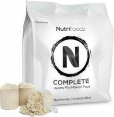 Nutrifoodz Complete® Maaltijdshake Vanille - 28 porties