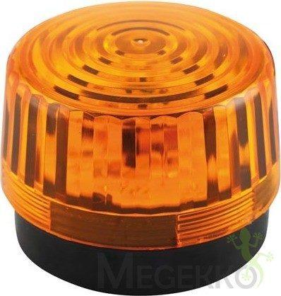 Afbeelding van Velleman HAA100AN Signaallamp LED Oranje Flitslicht 12 V/DC