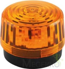 Velleman HAA100AN Signaallamp LED Oranje Flitslicht 12 V/DC