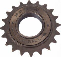 Grijze Bhogal Vinty freewheel enkel 20 t