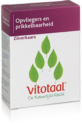 Afbeelding van Vitotaal® Zilverkaars - 90 capsules - Voedingssupplement